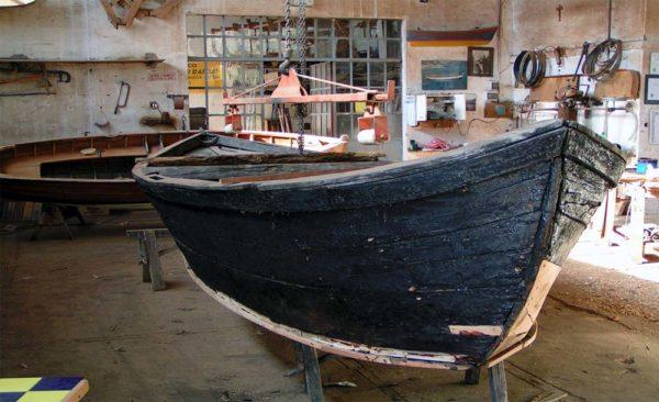 Manutenzione Barche in legno - Cantiere Archetti Ercole